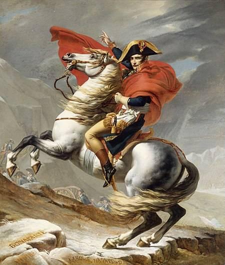 RETOUR SUR LE BICENTENAIRE DE LA MORT DE NAPOLÉON BONAPARTE
